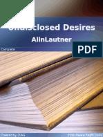AlinLautner - Undisclosed Desires