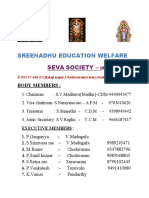 Sreenadhu Education Welfare