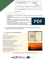 Cesário Verde e a sua época  ficha de trabalho
