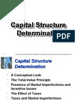8-Capital structure - Determination.ppt