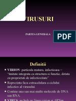 VIRUSURI generalitati Genetica Virala Tipuri de infectii
