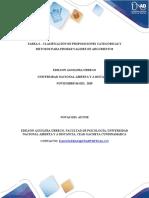 TAREA 3 EDILSON AGUILERA URREGO - Sustentación Unidades 1, 2 o 3