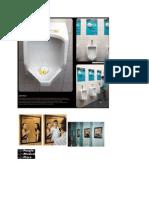 Washroom Advertising