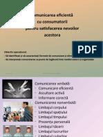 COMUNICAREA EFIC. CU CONSUMAT.-MK AFACERII.ppt