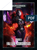 Codex - Fallen Sororitas 0.5