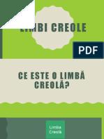 Limbi Creole