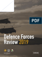 Defence Forces Review 2019