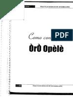 Confeccion opele