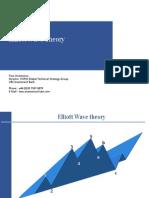 Elliott Wave Theory Ubs Formation