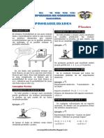 Matematica5 - Semana 3 Guia de Estudio de Probabilidades Ccesa007