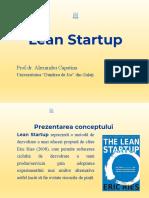CURS 3 Lean startup