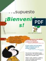 Generalidades  PPTO