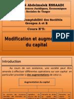 S4-CSA-Modification et augmentation du capital