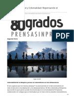 80grados.net-Literatura Mundial y Colonialidad Repensando el Pluriverso