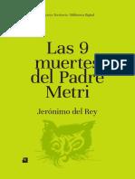 Castellani_Las_9_muertes_del_Padre_Metri