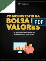 Como Investir na Bolsa de Valor - Billy Imperial