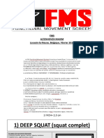 FMS Functional Movement System - M.alteNHOVEN