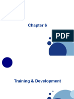 Training & Development 6