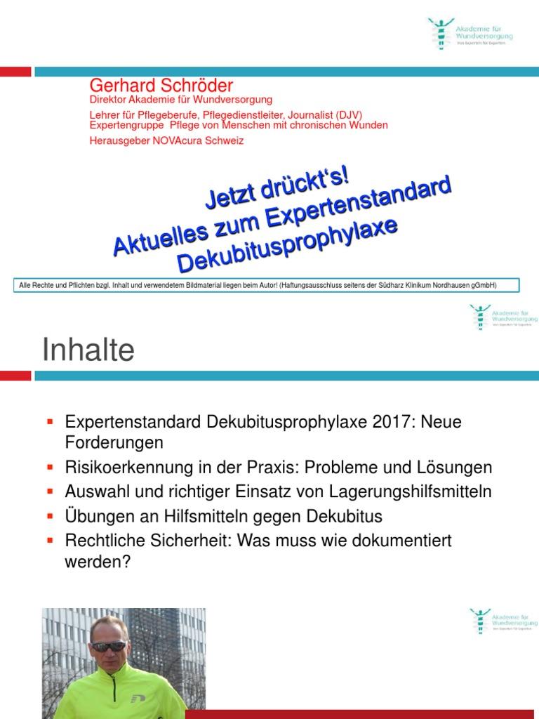 Vortrag Gerhard Schroeder Jetzt Drueckts   PDF