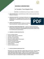 TALLER CUESTIONARIO DU CIERRE DE DIPLOMADO