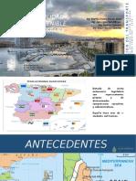 Presentacion Plan Maestro de movilidad ciudad autonoma de Melilla