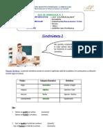 5_SINÓNIMOS 2_3ro Único_PRÁCTICA V_.pdf