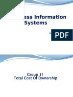 MIS 2018- Enterprise Systems