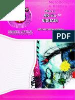 0253 - Metodologia e Prática do Ensino da Arte Educação II.docx