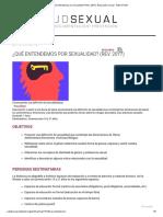 ¿Qué entendemos por sexualidad_ (Rev. 2017). Educación sexual - SIDA STUDI.pdf