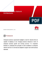 HC110110010 Basic Enterprise Network Architectures
