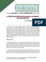 Misa en B minor, estudio de John Nelson.pdf