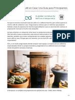 4. Cómo Preparar Café en Casa Una Guía para Principiantes