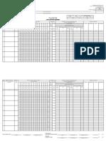 Табель Учёта Рабочего Времени (форма № T-13)