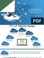 7 effective ways of Website design
