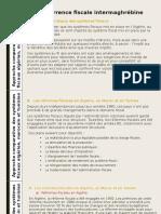 La concurrence fiscale intermaghrébine