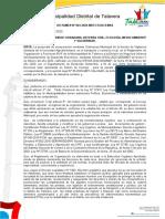 DICTAMEN FUNCION DE VIGILANCIA SANITARIA 2020