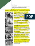 Documentalismo y fotografía de guerra