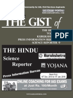 Vol-37 The Gist March 2016