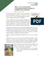 Guía de actividades- Lengua 1º 4º  CB- Hidalgo (1)