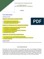 LA TEOLOGÍA HOY. PERSPECTIVAS, PRINCIPIOS Y CRITERIOS