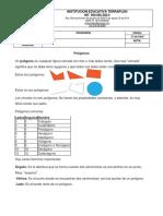 AREAS Y VOLUMENES DE ALGUNOS POLIGONOS Y POLIEDROS