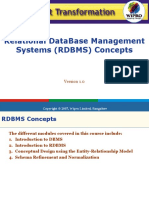 RDBMS Concepts v1.0