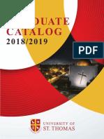 UST_GraduateCatalog2018-2019.pdf