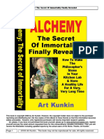 Alchemy_ The Secret of Immortality Finally Revealed.pdf