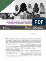 Guía Actuación Violencia Mujeres Estado de México