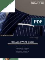 Menswear Guide 2010