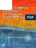 [ASHRAE datacom series bk. 4] American Society of Heating Refrigerating and Air-Conditioning Engineers - Liquid cooling guidelines for datacom equipment centers (2006, American Society of