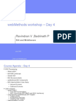 Web Methods Integration Workshop Day4