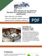 3.1 Conceptos basicos de FMS y su clasificacion
