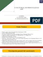 Clase 5. 16PF